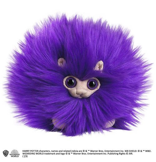 Harry Potter Plush Figure Pygmy Puff Purple 15 cm