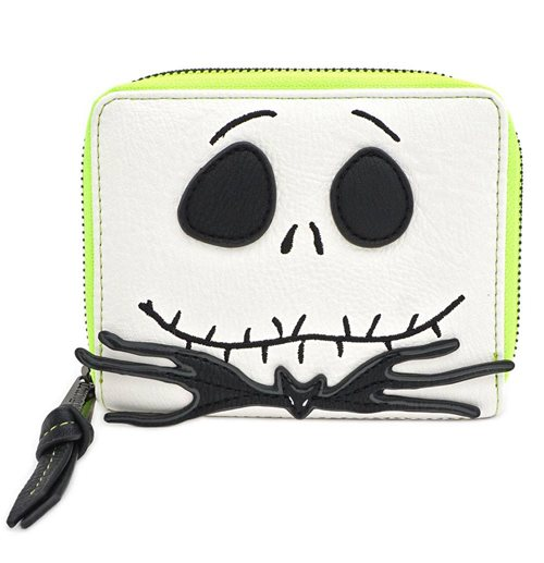 Nightmare before Christmas by Loungefly Wallet Jack Skellington