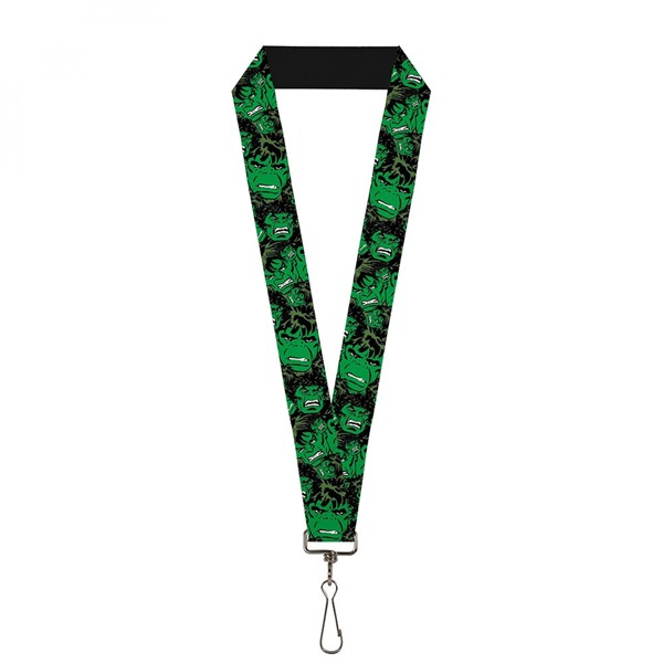 The Hulk Lanyard