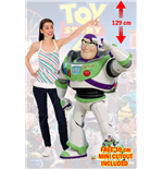 Toy Story 4 Buzz Lightye Lifesize Cutout Lifesize Silhouette