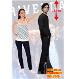 Riverdale Jughead Jones Lifesize Cutout Lifesize Silhouette