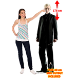 Hp Draco Malfoy Lifesized Cutout Lifesize Silhouette
