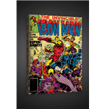 Canvas Invincible Iron Man Print On Canvas