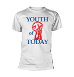 Youth Of Today T-Shirt Fist