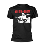 Youth Of Today T-Shirt Live Photo
