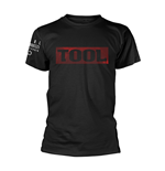 Tool T-Shirt 10,000 Days (LOGO)