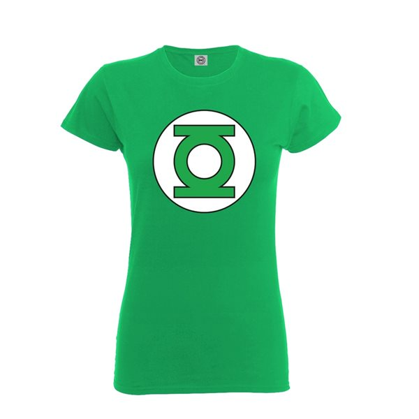 Dc Originals T-Shirt Green Lantern Emblem
