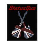 Status Quo Patch Guitars