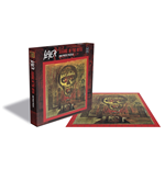 Slayer Puzzle Seasons In The Abyss (500 Piece Jigsaw PUZZLE)
