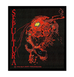 Sepultura Patch Beneath The Remains