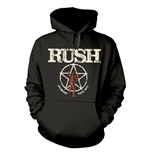 Rush Sweatshirt American Tour 1977