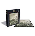 Rush Puzzle Permanent Waves (500 Piece Jigsaw PUZZLE)