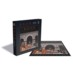 Rush Puzzle Moving Pictures (500 Piece Jigsaw PUZZLE)