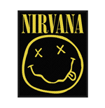 Nirvana Patch Smiley