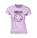 Nirvana T-Shirt Smiley