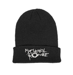 My Chemical Romance Cap The Black Parade Logo