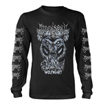 Moonspell Long Sleeves T-Shirt Wolfheart