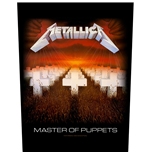 Metallica Patch Master Of Puppets (BACKPATCH)