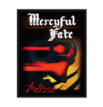 Mercyful Fate Patch Melissa (PACKAGED)