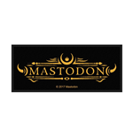 Mastodon Patch Logo