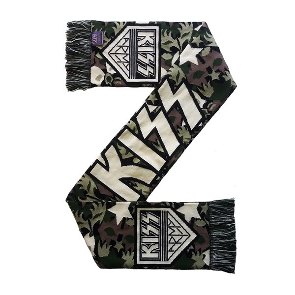 Kiss Scarf Army