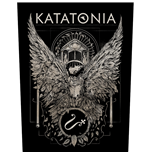 Katatonia Patch Temple (BACKPATCH)