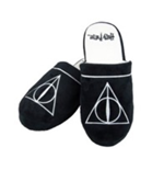 Harry Potter Slippers Deathly Hallows (uk Size 8-10)