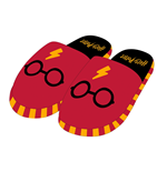 Harry Potter Slippers WHERE'S HARRY? (uk Size 8-10)
