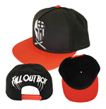 Fall Out Boy Cap Usa Skull