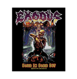 Exodus Patch Blood In Blood Out