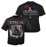 Epica T-Shirt Devotion Will Unfold