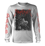 Emperor Long Sleeves T-Shirt Rider 2019 (WHITE)