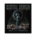 Dimmu Borgir Patch Death Cult Armageddon (PACKAGED)