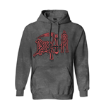 Death Sweatshirt Scream Bloody Gore - Vintage Wash
