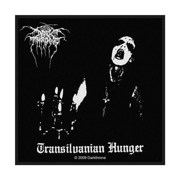 Darkthrone Patch Transilvanian Hunger