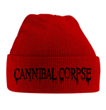 Cannibal Corpse Cap Black Logo (EMBROIDERED)