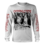 Cannibal Corpse Long Sleeves T-Shirt Butchered At Birth