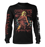 Cannibal Corpse Long Sleeves T-Shirt Eaten Back To Life