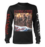 Cannibal Corpse Long Sleeves T-Shirt Tomb Of The Mutilated