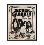 Black Sabbath Patch Band (PACKAGED)