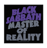 Black Sabbath Patch Master Of Reality (PACKAGED)