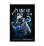 Avenged Sevenfold Patch The Stage