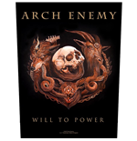 Arch Enemy Patch Will To Power (BACKPATCH)