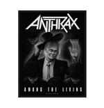 Anthrax Patch Among The Living