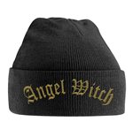 Angel Witch Cap Gold Logo (EMBROIDERED)