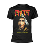 Cancer T-Shirt To The Gory End