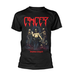 Cancer T-Shirt Shadow Gripped