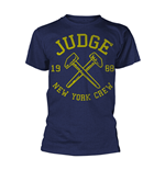 Judge T-Shirt Hammers Midnight