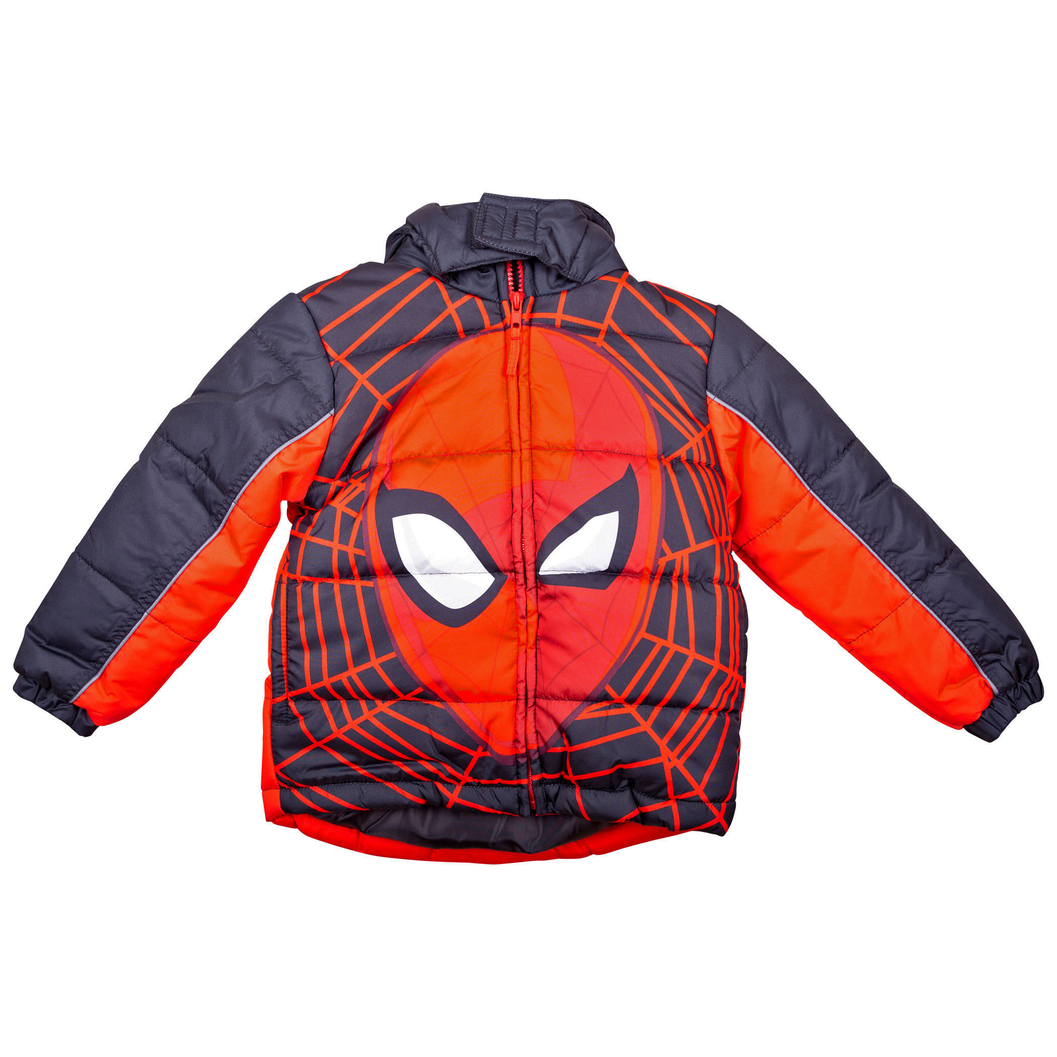 Spider-Man Face X-Large Kids Coat
