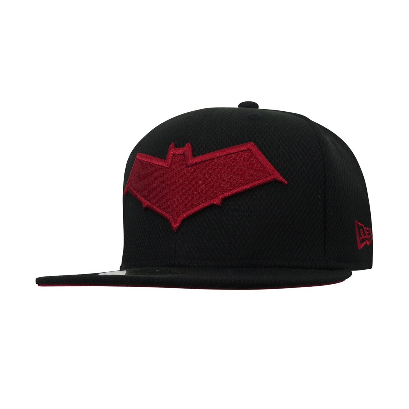 Red Hood Symbol 59Fifty Fitted Hat